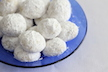Greek Almond Cookies (Kourabiedes)