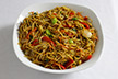 Vegan Fried Noodles with Lots of Veggies