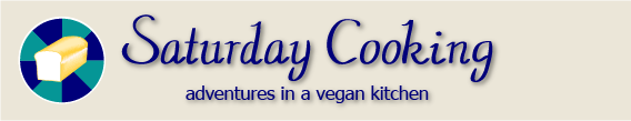 saturday cooking banner